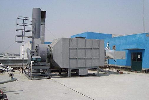 中国有色中际山河配料车间、化验室